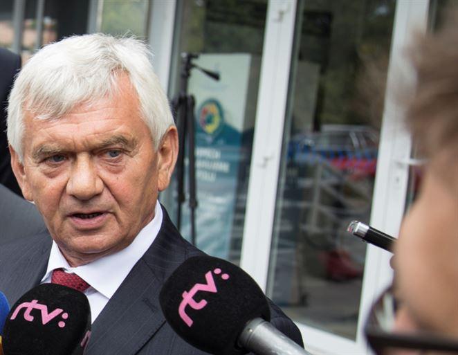 Ľubomír Jahnátek, ÚRSO