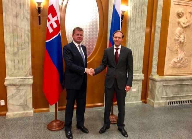 Peter Žiga: Obchod s Ruskom úspešne rastie a výhľad je pozitívny