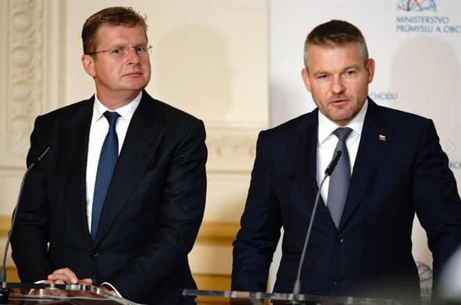 Pellegrini: Nové bloky v Mochovciach spustíme, len ak bude garantovaná jadrová bezpečnosť