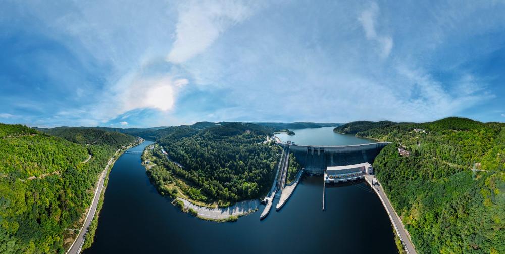 Výrobe elektriny v hydroelektrárňach príroda praje v tomto roku