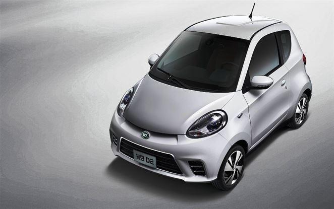 elektromobil Zhi Dou