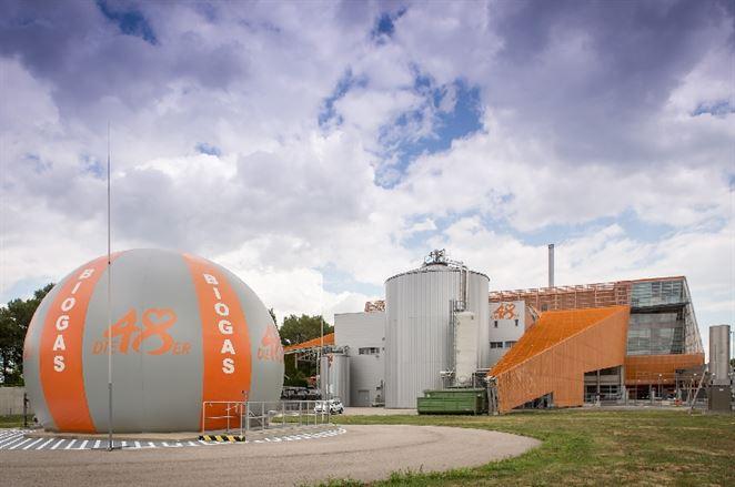 Vývoj asúčasný stav budovania bioplynových staníc vSR