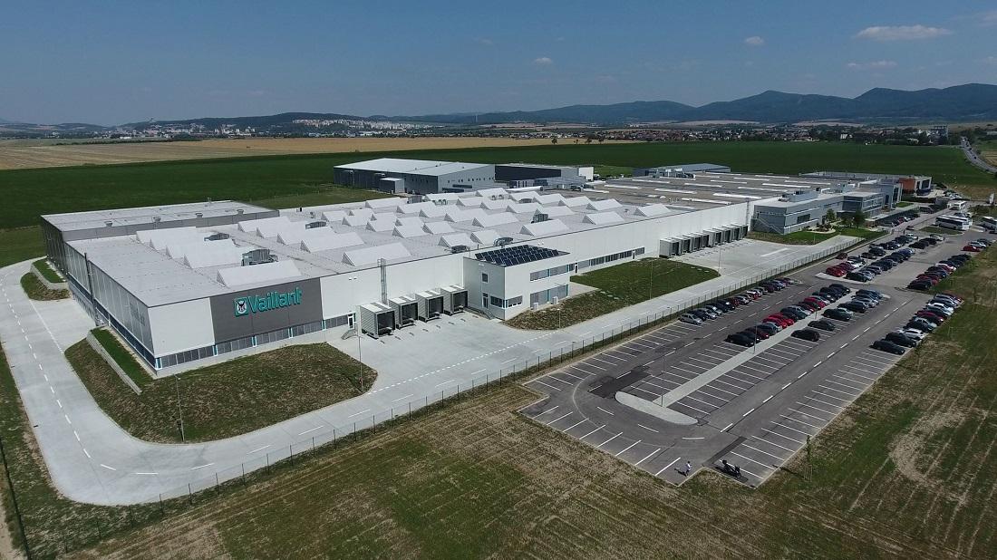 Nemecký výrobca chce v Trnavskom kraji postaviť veľký závod na tepelné čerpadlá