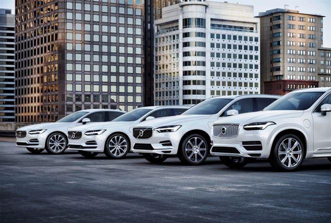 elektromobily Volvo