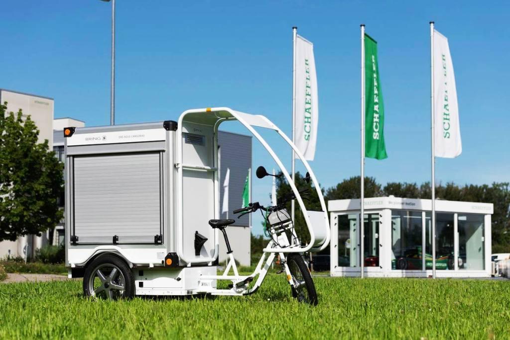 Schaeffler vyvinul bezreťazový elektrický pohon pre bicykle