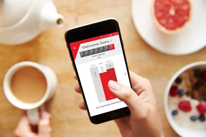 Virtuálne merače spotreby v mobile. Zvýšte vašu energetickú efektívnosť