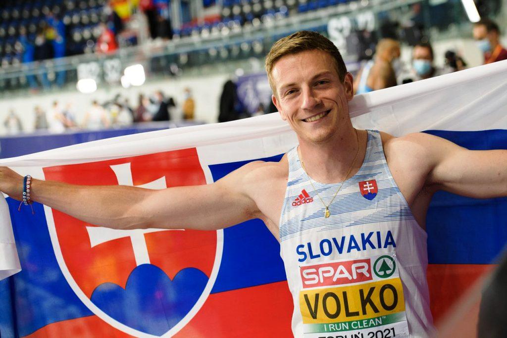 Ján Volko absolvuje svoj šprintérsky debut na olympiáde s podporou SPP
