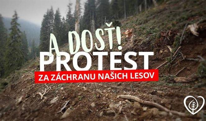 Iniciatíva My sme les zvoláva protest