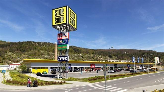 Engie pribudli do opatery obchodné parky Stop Shop