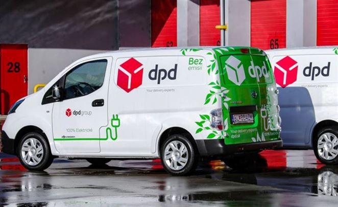 Elektrické dodávky slovenského výrobcu sa DPD osvedčili, nasadzuje ich vo väčšom