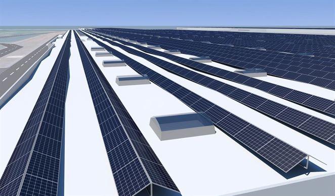 Najväčšia solárna elektráreň na streche v Európe vznikne neďaleko Bratislavy