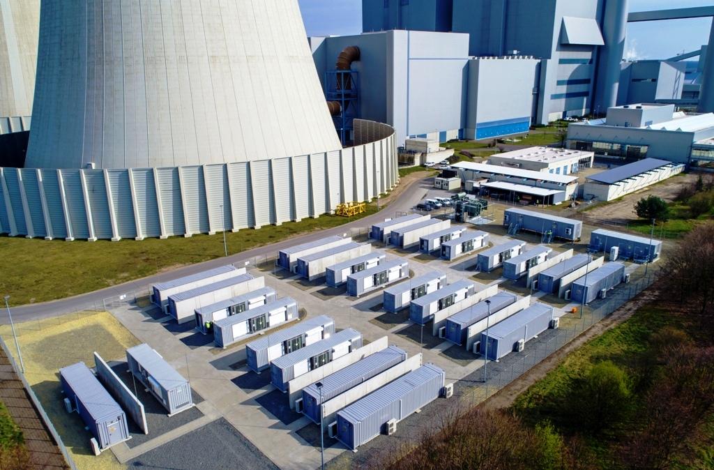 EPH spustil najväčšie batériové úložisko v Nemecku