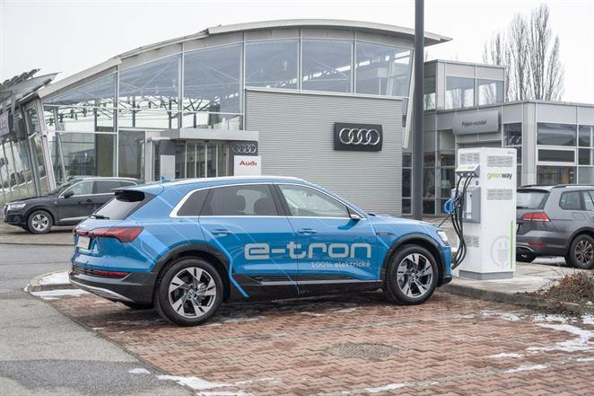 V Košiciach pribudli tri nové rýchlonabíjacie stanice pre elektromobily