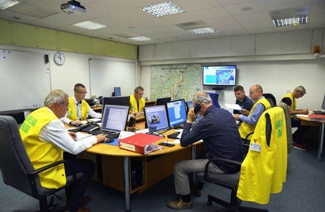 JAVYS: Cvičenie v Jaslovských Bohuniciach preverilo pripravenosť na havárie