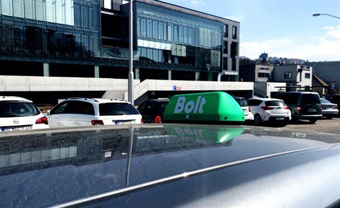 Bolt sľubuje 100 % uhlíkovo neutrálne jazdy v celej Európe