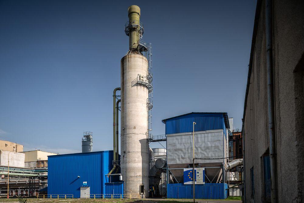 Spoločnosť Chemes investovala takmer štyri milióny eur do ekológie