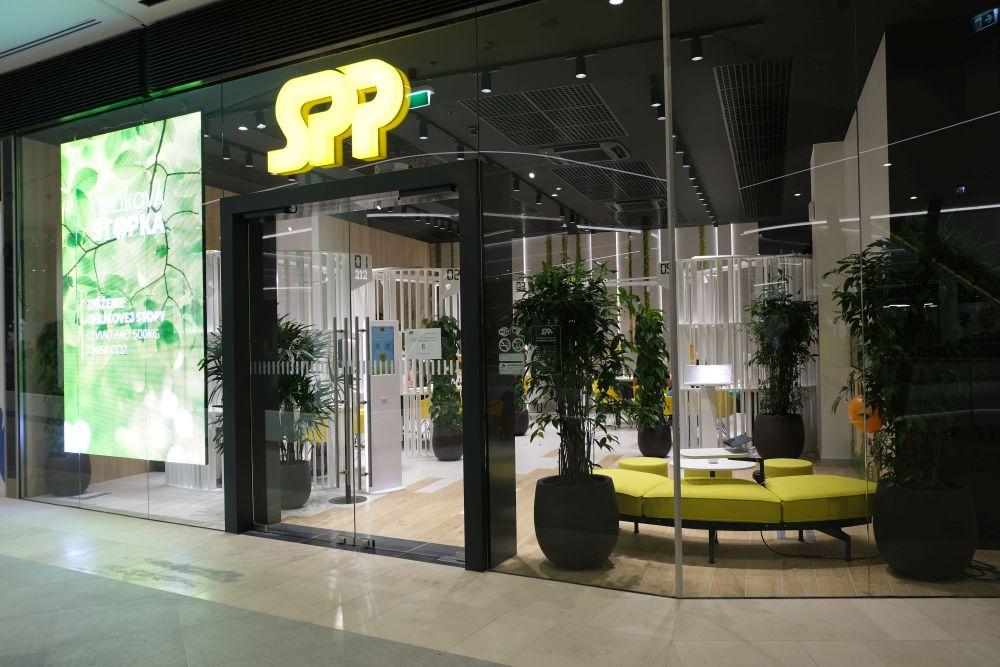 SPP otvára nové zákaznícke centrum v obchodnom centre Nivy v Bratislave