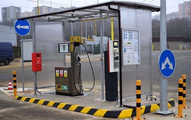 SPP postaví nové plniace stanice CNG a LNG. Pozrite si, kde pribudnú