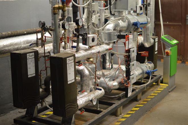 Domové odovzdávacie stanice tepla znižujú náklady na teplo a teplú vodu