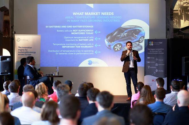 Najlepším slovenským startupom v energetike za rok 2018 je Danubia Nanotech