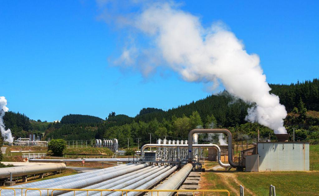 geotermálna energia