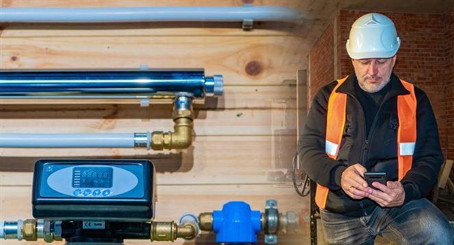 Nové rozvody teplej vody v bytovom dome dokážu ušetriť aj 40 % nákladov za teplo
