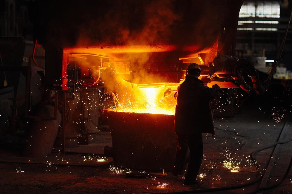 Ako železiarne US Steel znižujú spotrebu energie a uhlíkovú stopu?
