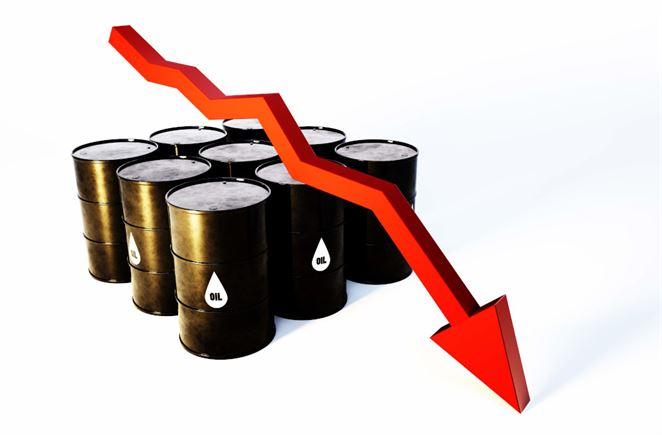 Toto tu ešte nebolo: Ropa sa obchodovala za negatívne ceny