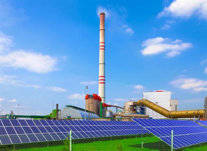 Prach znižuje efektivitu fotovoltických panelov