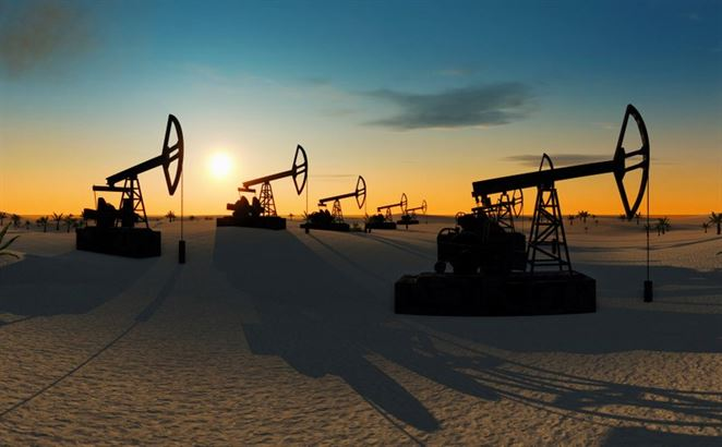 ťažba ropy