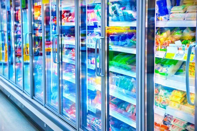 Chladiace boxy v obchodoch by mohli poskytovať frekvenčné služby v sieti