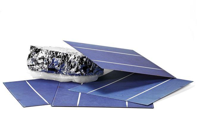 Prudký rast ceny polykryštalického kremíka môže zdražieť solárne panely