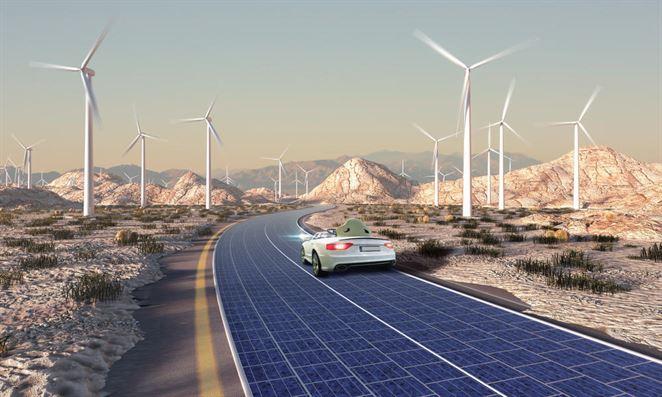 Solárne panely namiesto asfaltu? Nie tak rýchlo