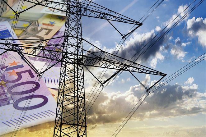 cena elektriny