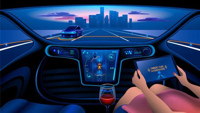 Autonómne vozidlá v osobnej doprave? Nie tak skoro