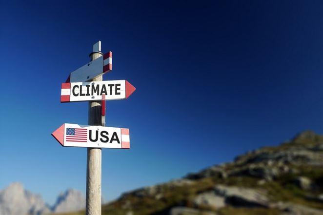 klimatická zmena