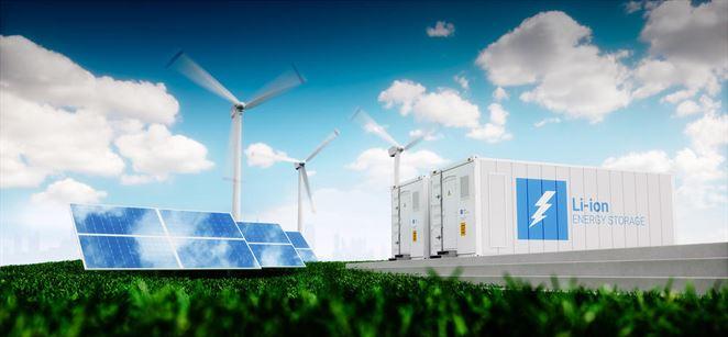 Batérie môžu konkurovať plynu pri dodávke špičkovej elektriny