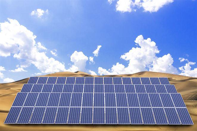 Lacná elektrina v Európe iba zo solárnych panelov na Sahare?