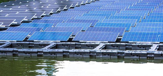 Najväčší solárny park na svete vyrastie v Južnej Kórei