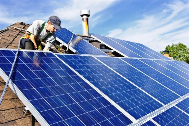 dotácie na solárne panely