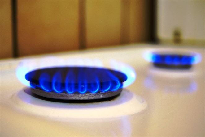 cena plynu