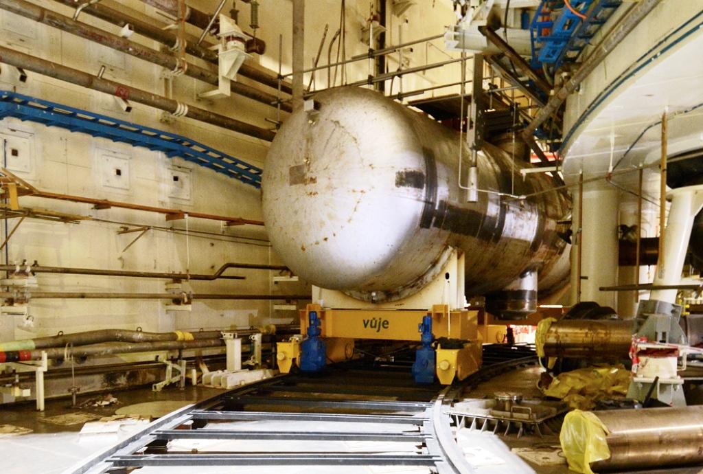 Jadrové zariadenia JAVYS v roku 2020 fungovali bezpečne, potvrdili inšpektori