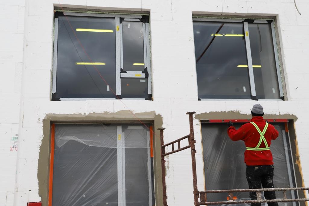 Rekonštrukcie budov sú pre zníženi emisií kľúčové. Tempo renovácií v EÚ sa má zdvojnásobiť