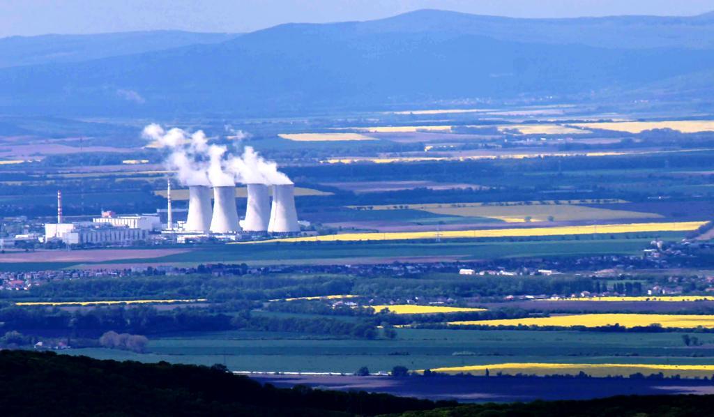 Koľko elektriny vyrábajú slovenské atómky, vodné a solárne elektrárne? Tu sú čerstvé čísla