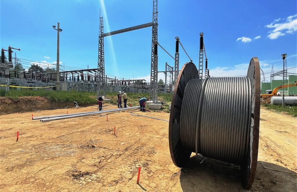 SEPS v uzle Bystričany prechádza na 400 kV, SSD investuje do rozvodne dva milióny eur