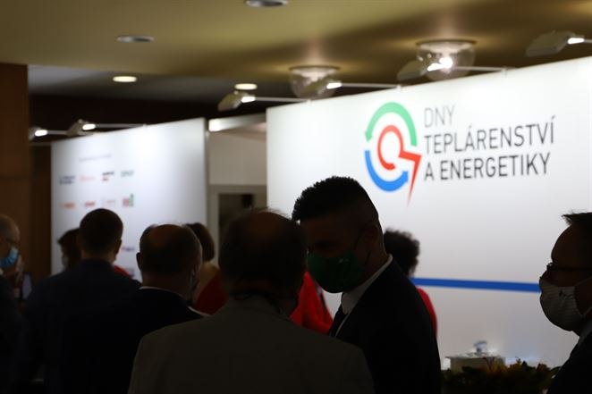 Fotoreport: Dni teplárenstva a energetiky 2020