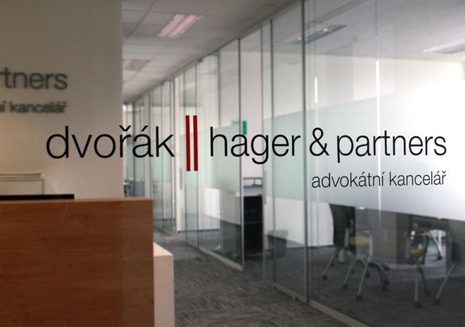 Nové ocenenie pre Dvořák Hager & Partners