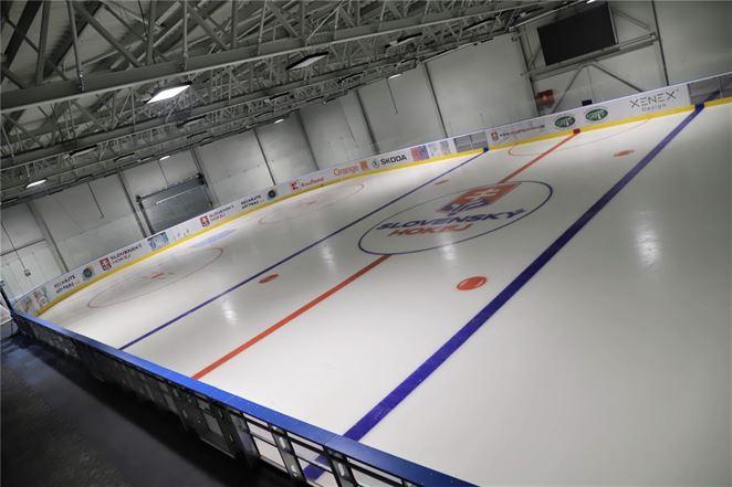 Nová hokejová hala v Liptovskom Hrádku využíva odpadové teplo aj na vykurovanie