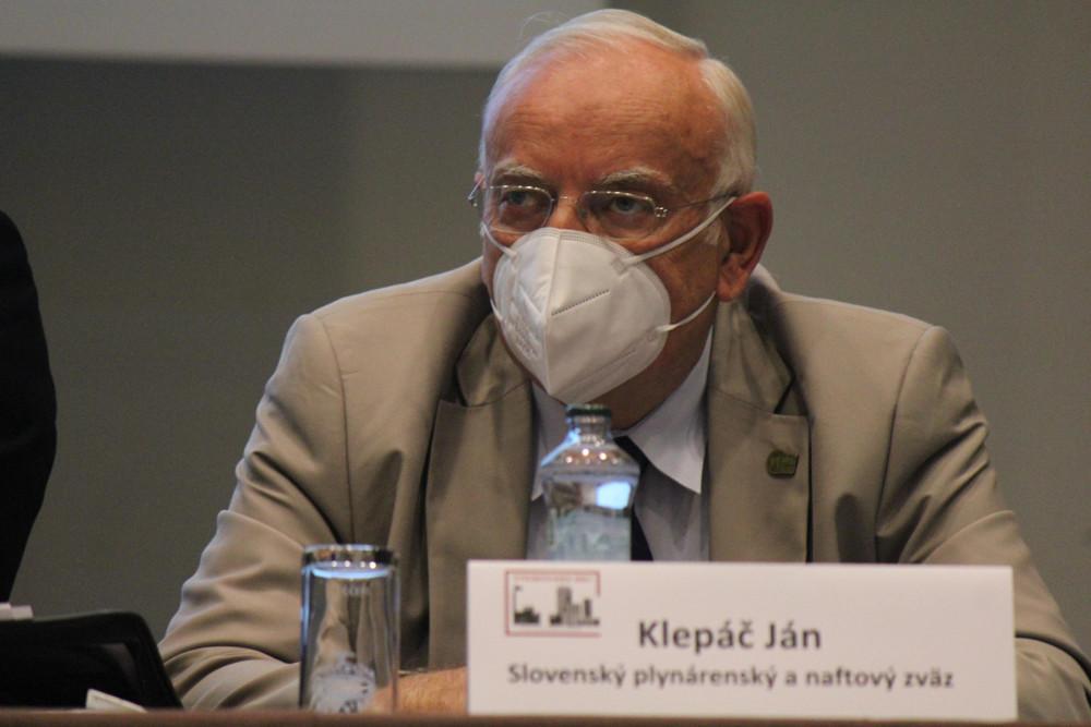 Ján Klepáč: Plyn je v Európe vnímaný ako nepriateľ, vo svete ako východisko