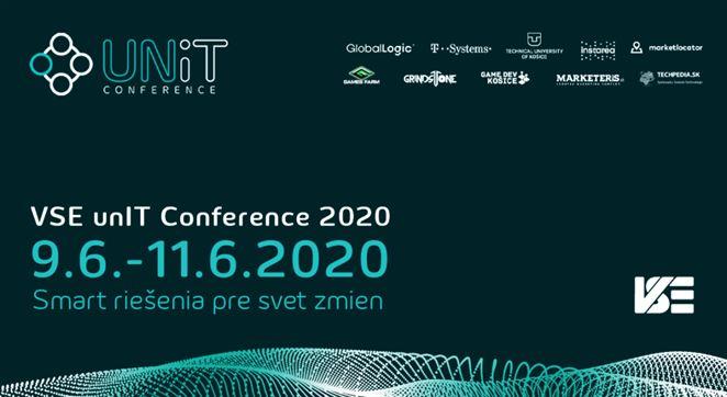 Pozvánka na konferenciu: VSE unIT Conference 2020
